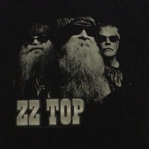 Other - ZZ Top tour shirt Size L